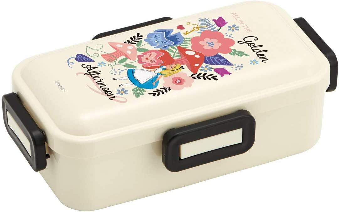 dome-shaped lid lunch container box Long Beach Mall Regular store Adventu Garden 530ml Alice's