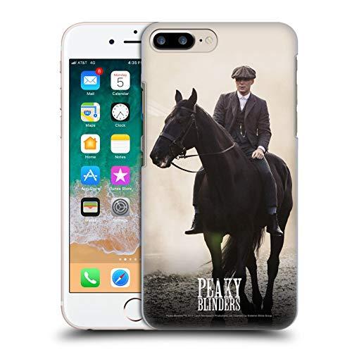 Peaky Blinders Thomas Shelby - Carcasa rígida para iPhone 7 Plus/iPhone 8 Plus