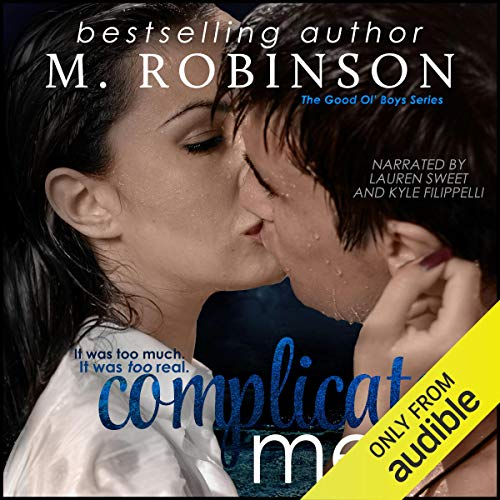 Complicate Me audiobook cover art