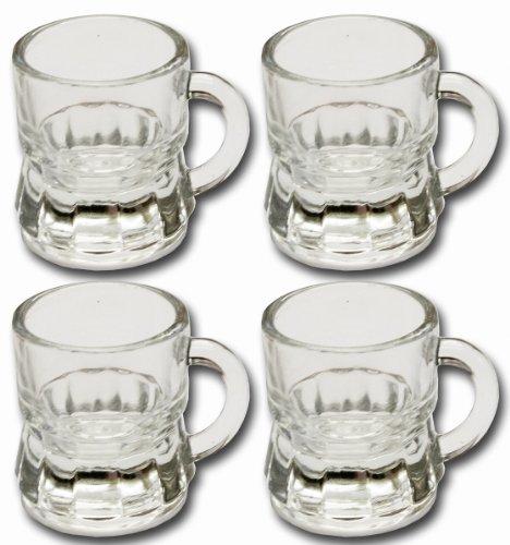 12 x Schnapsgläser Schnapsglas Glas 2 cl Trinkglas Party Schnapskrug Humpen