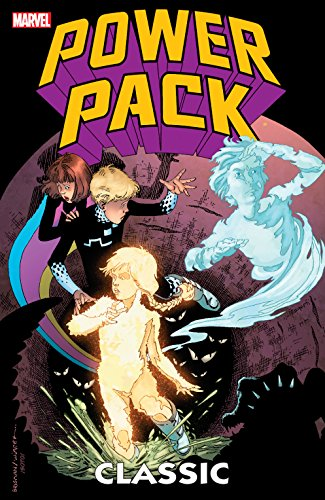 Power Pack Classic Vol. 2 (Power Pack (1984-1999)) (English Edition)