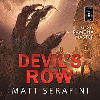 Devil's Row cover art