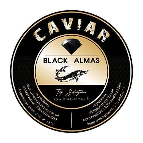 Caviar Top selection Hybride beluga 2x50 gr