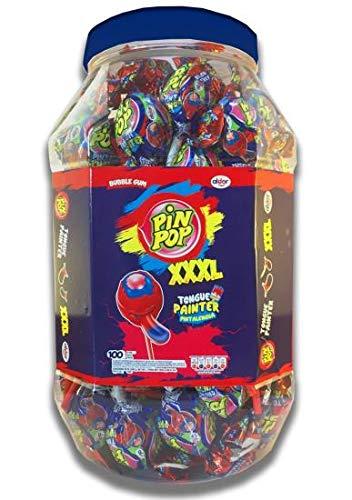 Pin Pop TONGUEPAINTER Bubbleknots Lolly's (100)