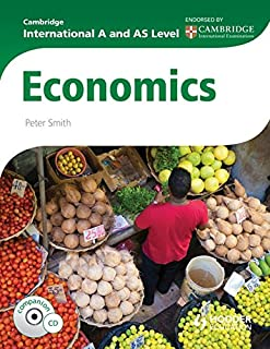 Cambridge International AS and A Level Economics