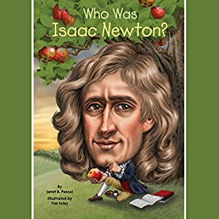 Who Was Isaac Newton? cover art