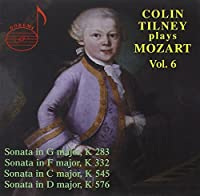 Colin Tilney Plays Mozart Vo