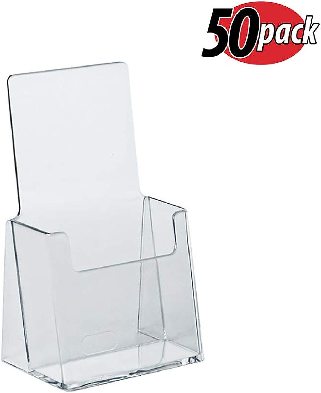Azar 252012  Trifold Brochure Holder,50 pack
