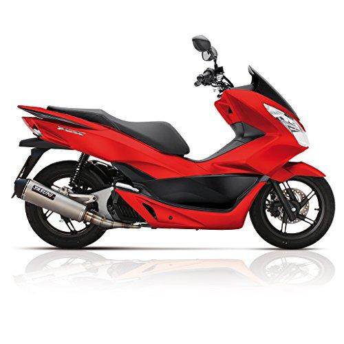 Escape Yasuni máxima de scooter 4T Titanio Look Honda PCX 1