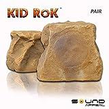 Kid Rok Outdoor Rock Speaker (Kid Rok Canyon - 6 Pairs)