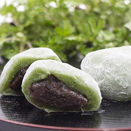 草餅 よもぎ餅 あんこ餅 15個入(3個入×5袋入) 防腐剤不使用 あん餅雑煮 福岡県産