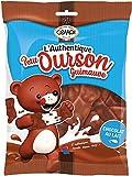 Cémoi Sachet l'Authentique Petit Ourson Guimauve au Chocolat au Lait 180 g