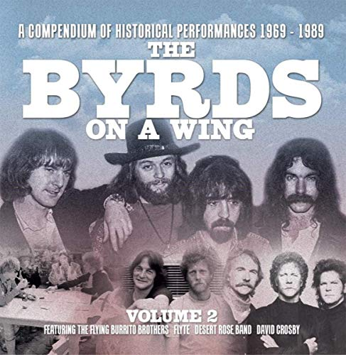 The Byrds on a Wing-Vol.2 (6cd-Set)