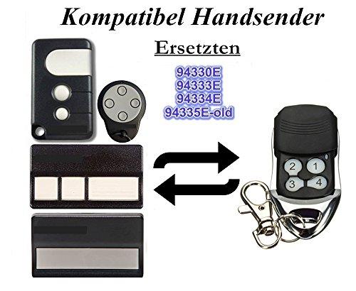 Chamberlain Motorlift 84330EML, 84333EML, 84334EML, 84335EML, 94335EML Garagentor Sender Ersatz, 4 Kanal Fernbedienung, Key Fob 433 Mhz
