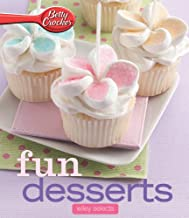 Betty Crocker Fun Desserts: HMH Selects (Betty Crocker Cooking)