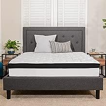 Flash Furniture Capri Comfortable Sleep 12 Inch CertiPUR-US Certified Memory Foam & Pocket Spring Mattress, Full Mattress in a Box