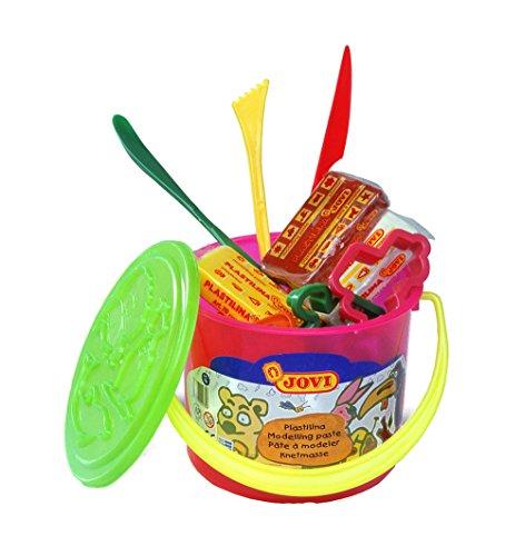 Jovi Cubo de 6 Pastillas, 50 g con Accesorios (14), Color Surtido