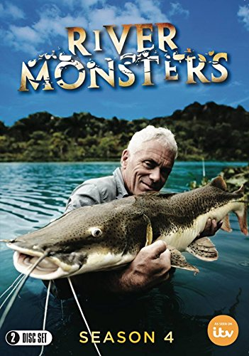 River Monsters: Series 4 [DVD] [UK Import]