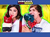 Big Gummy vs Little Gummy, Sumo Wrestling, and Candy Jousting!