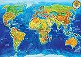 ZMGYA 1000 pcs Puzzle map-300Juegos Educativos Juguete de liberación de estrés