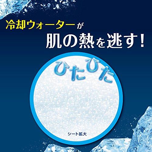 ビオレ冷シートフローラルの香り大判20枚入り(クールタイプ制汗シート)