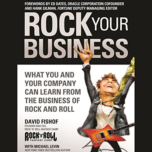 Rock Your Business cover art