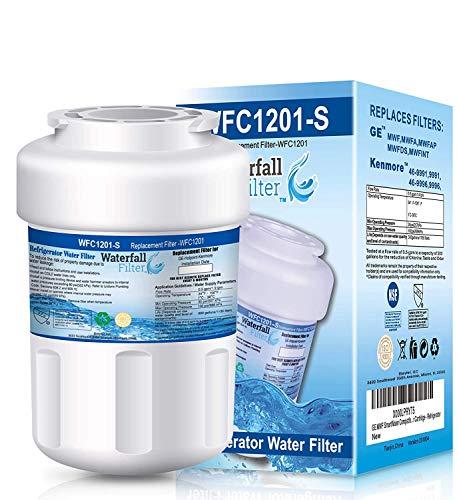 Waterfall Refrigerator Water Filter