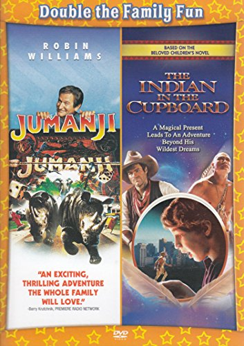 Jumanji/The Indian in the Cupboard (Double Feature)
