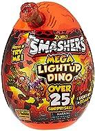 Smashers Series 4 Mega Light up Dino Surprise Egg by ZURU (Styles Vary)