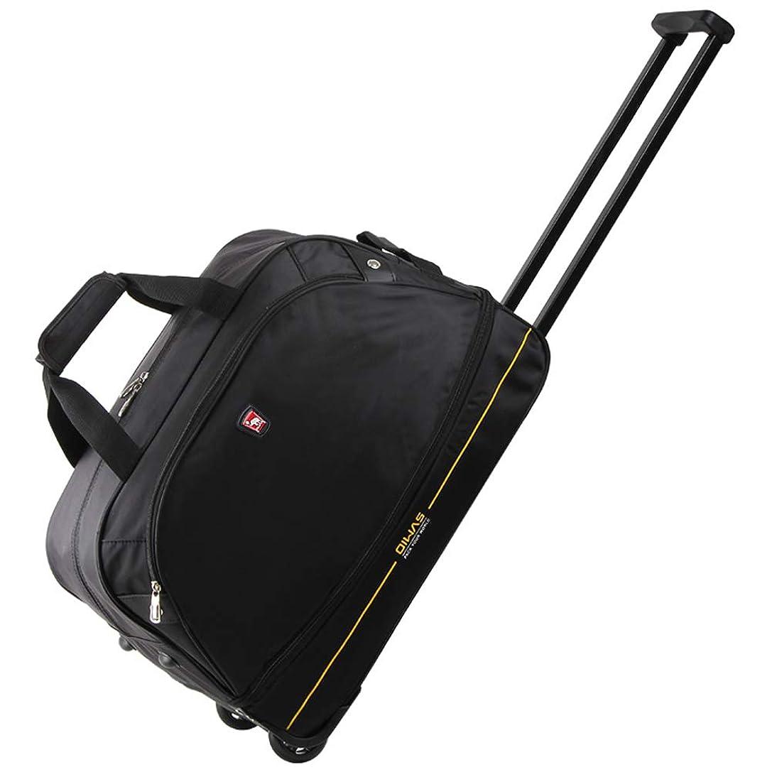 タッチストリップ麺OIWAS ボストンキャリー バッグ 機内持ち込み 旅行 ソフト キャリーバッグ 45-55L 大容量 2-3泊 トラベルバッグ 2way