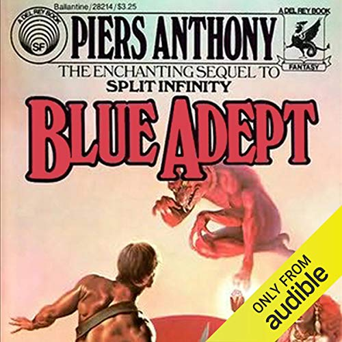 Blue Adept  By  cover art