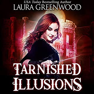 Tarnished Illusions audiobook cover art