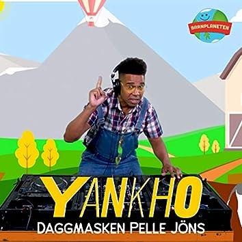 Daggmasken Pelle Jöns