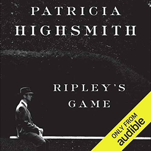 Ripley's Game audiobook cover art