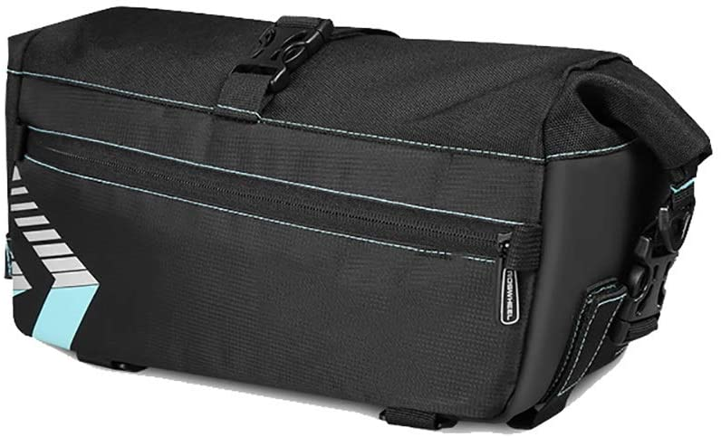 Bike Panniers Rack 2021 autumn and winter new Ranking TOP20 Trunks Bicycle Rear Luggage 6L Seat Bag Roll