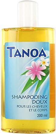 Tanoa Hair & Body Shampoo 200Ml