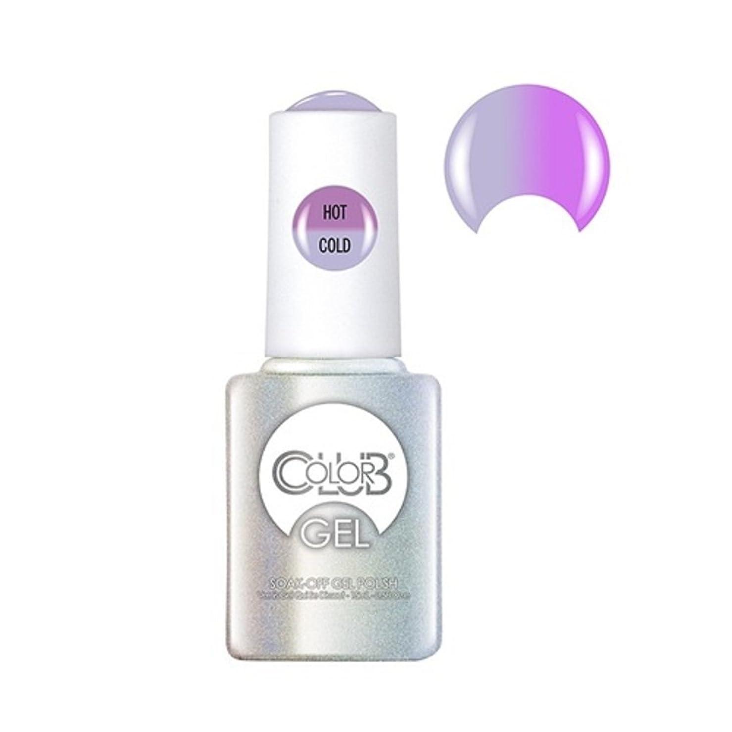 汚い廊下欠乏Color Club Gel Polish - Easy Breezy - 0.5oz / 15ml