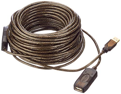 Delock Kabel USB 2.0 Verlängerung, aktiv 20 m