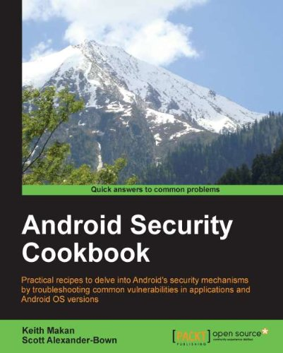 Android Security Cookbook (English Edition)