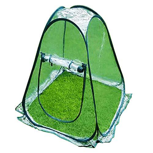 Urtone Invernadero de invernadero, interior y exterior, cubierta para macetas, jardín, protección de invierno para plantas pequeñas