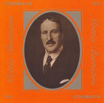 Mattia Battistini (1902-1924)
