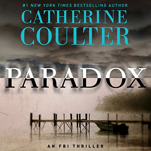 Paradox: An FBI Thriller, Book 22 audiobook cover art