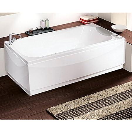 Novoalugas Calypso Vasca Da Bagno 170 X 70 Supporto Grondaia Bianco 2 Panel Amazon It Fai Da Te