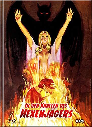 In den Krallen des Hexenjägers [4K UHD+Blu-Ray+DVD] - uncut - limitiertes Mediabook Cover C