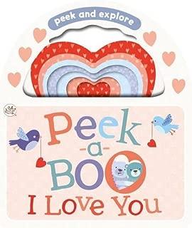 Little Learners Peek-a-Boo I Love You