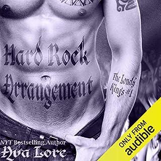 Hard Rock Arrangement audiobook cover art