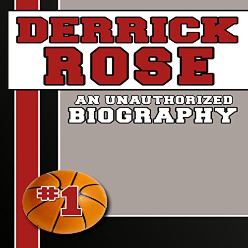 Derrick Rose audiobook cover art