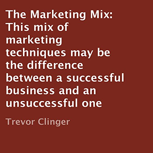 The Marketing Mix Titelbild