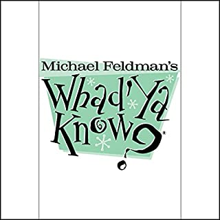 Whad'Ya Know?, September 11, 2004 audiobook cover art