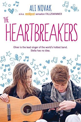 The Heartbreakers (The Heartbreak Chronicles, 1)